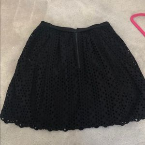 Talula Skirts - Lace black skirt